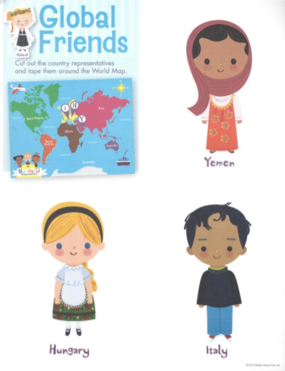 global friends
