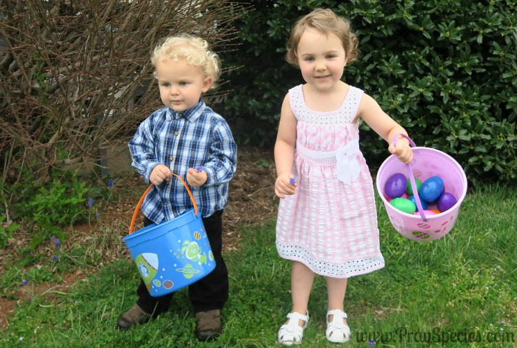 These kids are a little too good at Easter Egg Hunts!