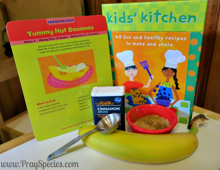 kids kitchen yummy hot bananas barefoot books
