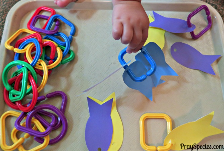 Catch a link toddler play MGT