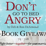 Don't Go to Bed Angry – Stay Up and Fight (Book Review and Giveaway)
