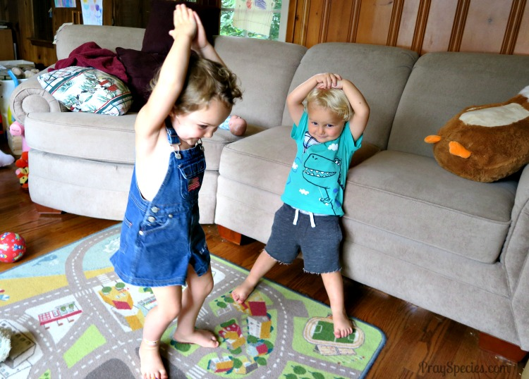 Belly Dancing in the Middle East with Give Your Child the World