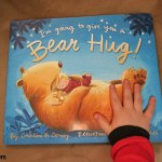 I'm Going to Give You a Bear Hug! (Picture Book Giveaway)