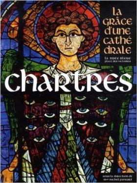 Chartres Grace de la Cathedrale