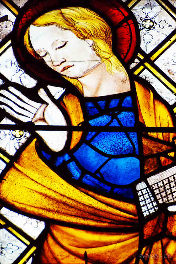 Mary, Annunciation 13th century