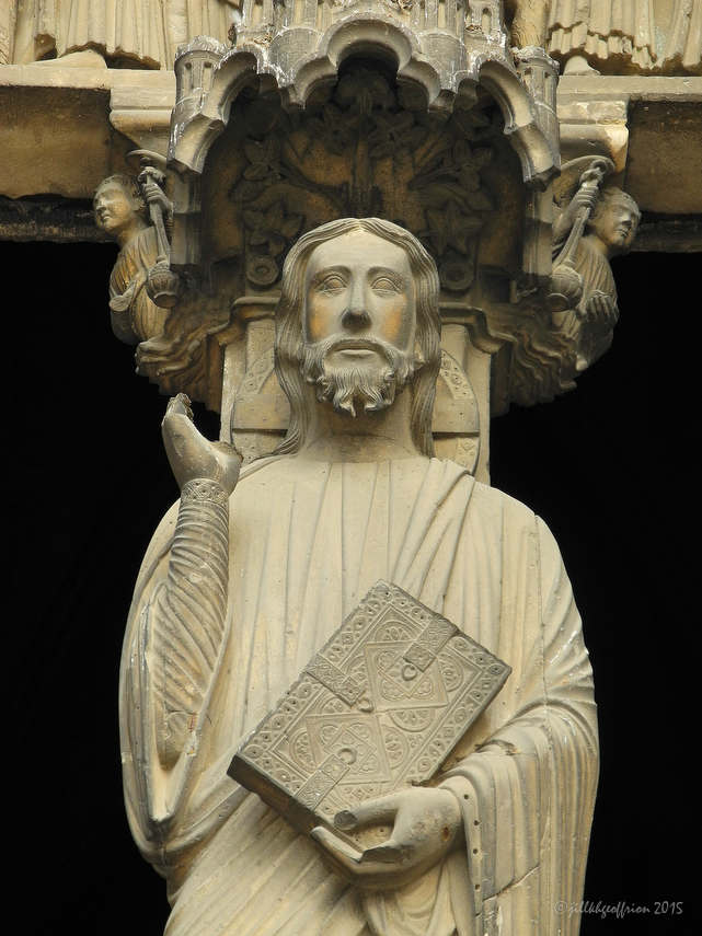 Jesus, South Porch