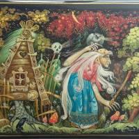 Баба Яга в стихах. Большая коллекция для детей и взрослых