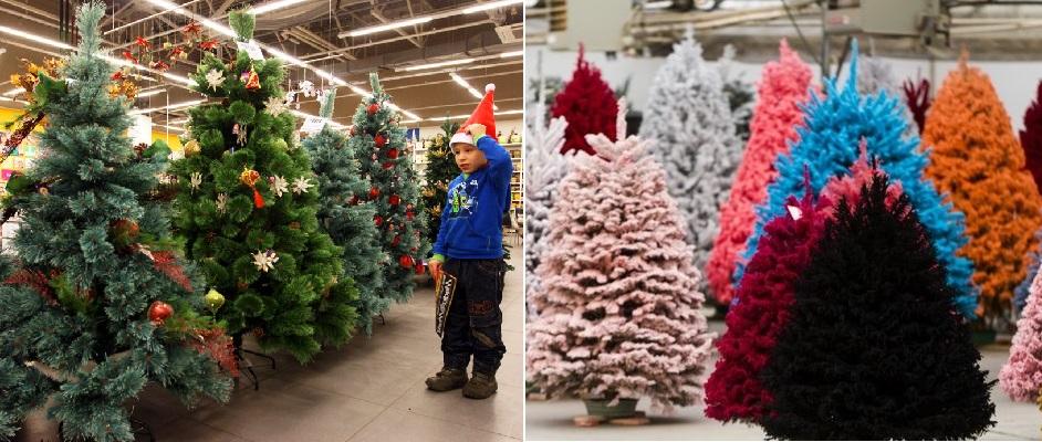 искусственная елка стоит ли покупать