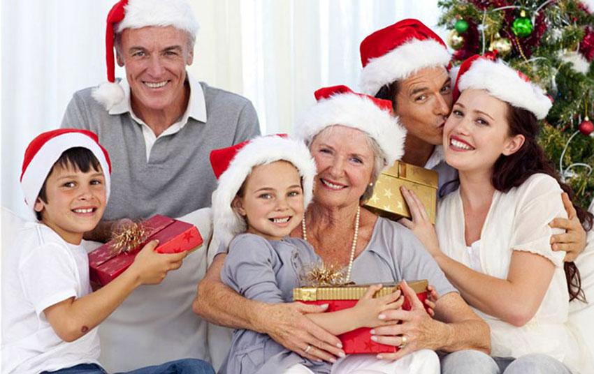 Что подарить родным