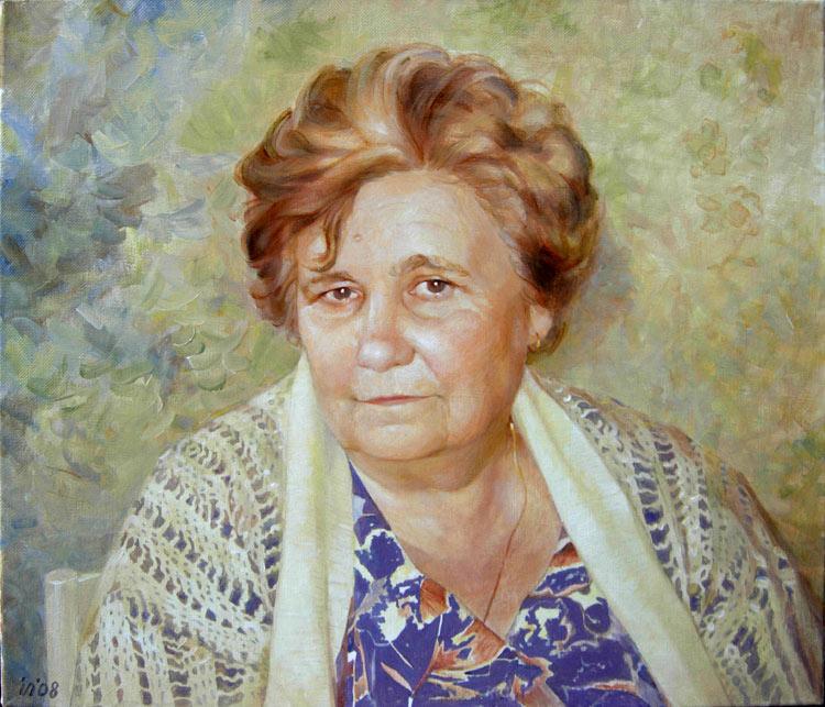картина маме 65 лет