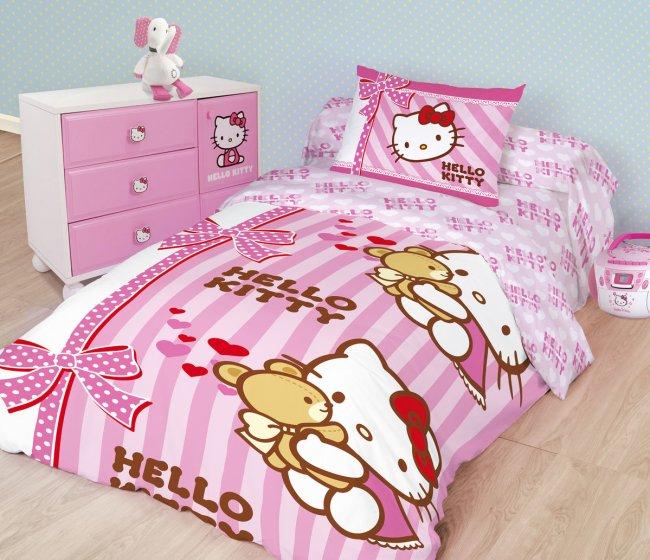 постельное белье для девочки