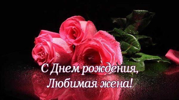 Поздравления с днем рождения жене от мужа: стихи, проза ...