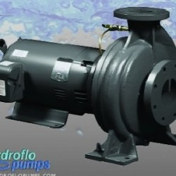 HYDROFLO HC CLOSE-COUPLED END SUCTION PUMPS