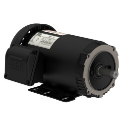 WEG Rolled Steel Integral Horsepower Motors