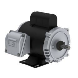 WEG PUMP MOTORS JET PUMP SINGLE-PHASE (56C/56J FRAMES) TEFC FOOT MOUNT