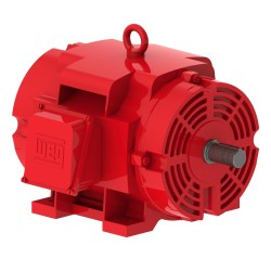WEG FIRE PUMP MOTORS ODP AND TEFC-THREE PHASE-HIGH EFFICIENCY