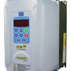 WEG CFW-08 SERIES WASHDOWN DRIVES .25-15KW POWER RATINGS