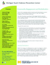 Project Factsheet – YVPC Community Engagement & Revitalization