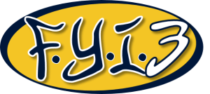The logo for the FYI 3 project.