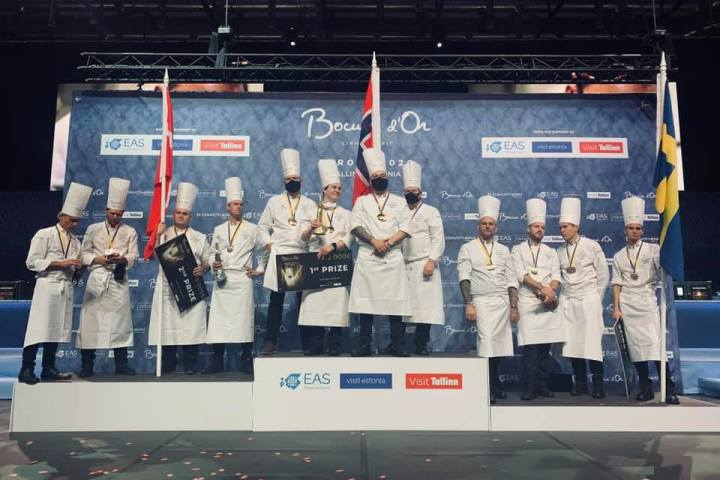 The Bocuse D'or Europe 2020