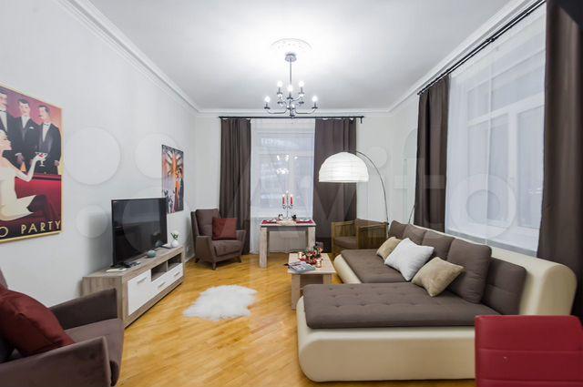 Роскошные квартиры в столице для выходных