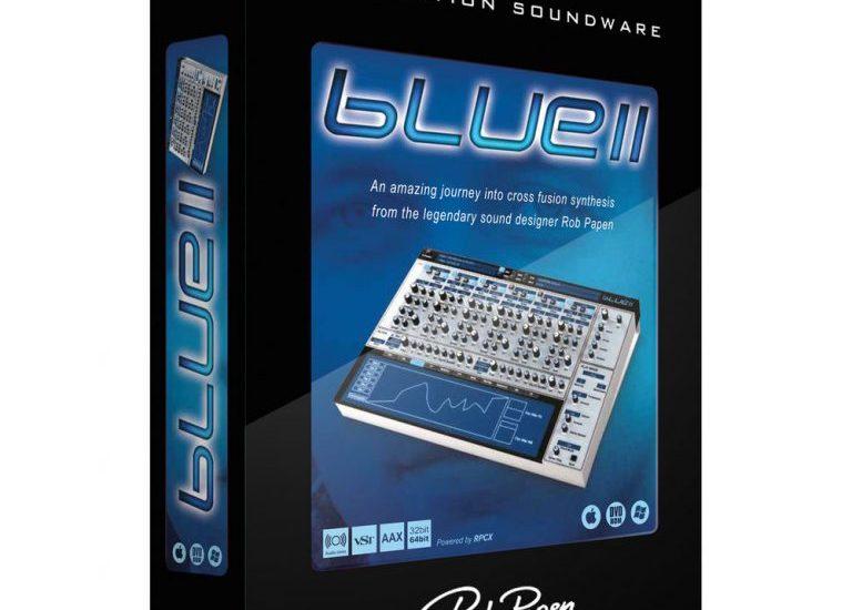 Rob Papen Blue 2 Crack VST Full Version Download 2021