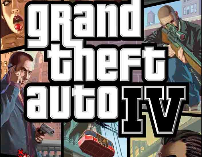 GTA 4 For PC Highly Compressed In {4 Gb} 2021 Free Download