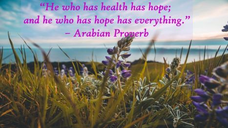 health quote 1