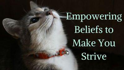 Empowering Beliefs 3