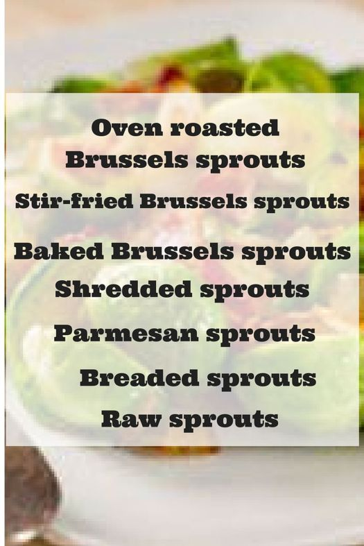 brussels sprouts recipes2
