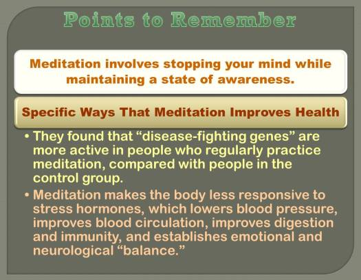 advantages meditation_1