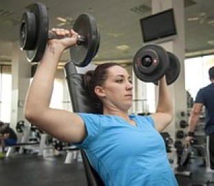 resistance training for women