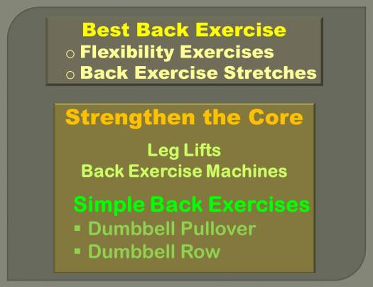 Back Exercise 4