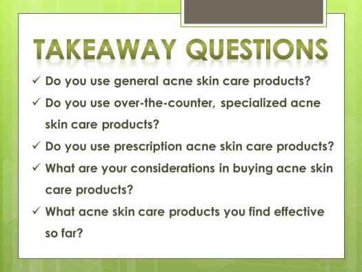 acne medications_questions