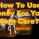 honey_skin care
