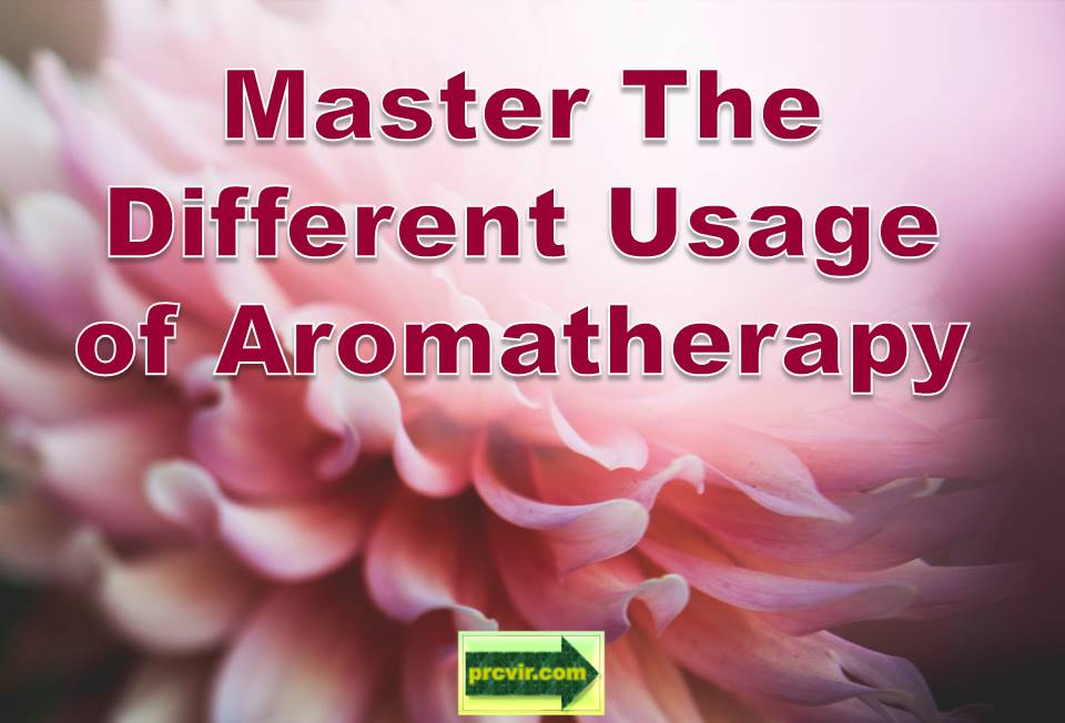usage of aromatherapy