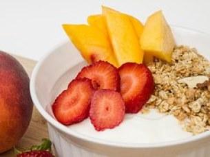 granola-food combination
