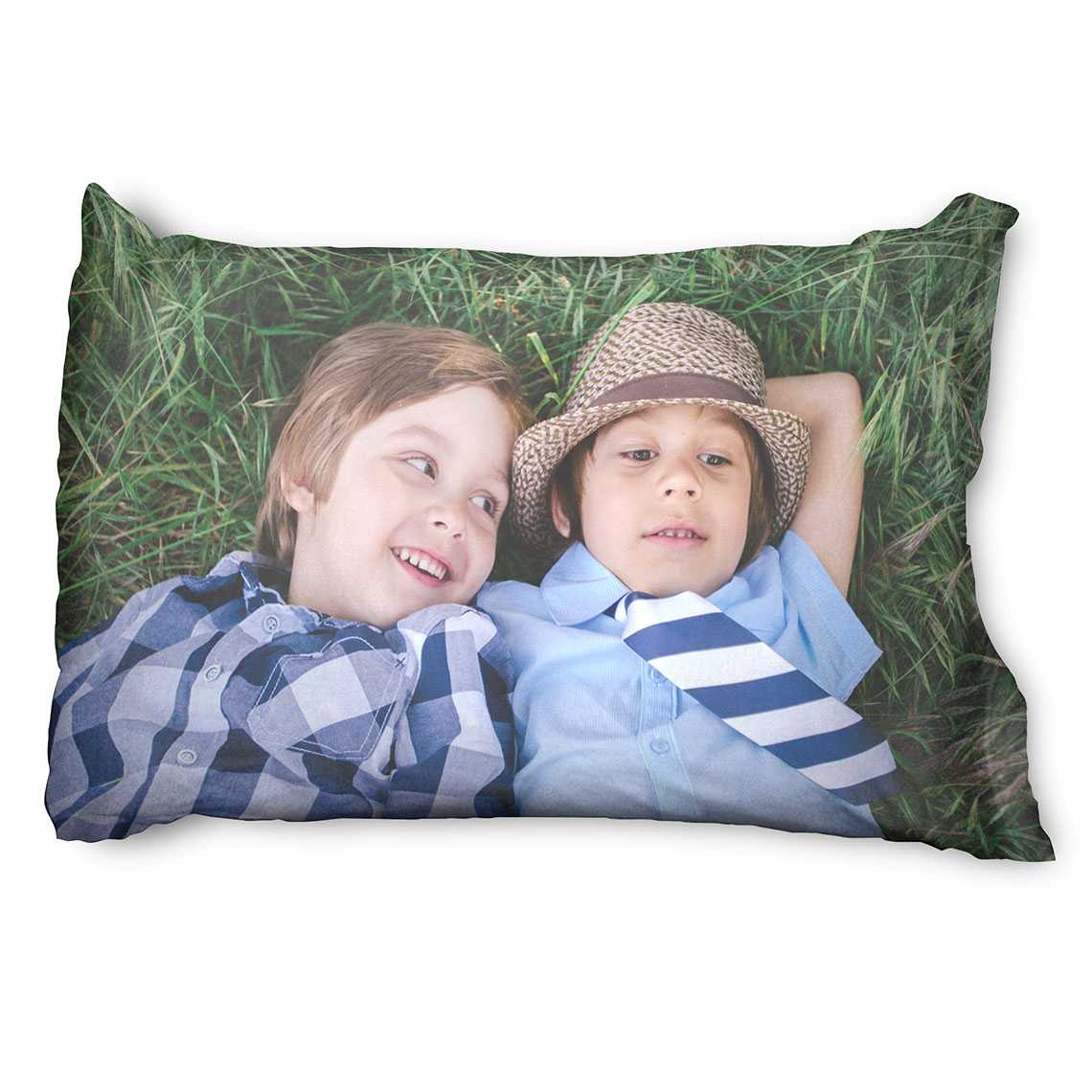 print my face on a pillow