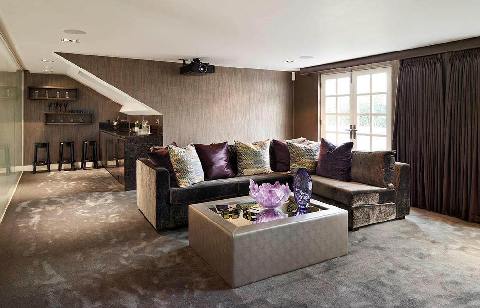 Trendy Living Room Furniture - PRETEND Magazine on Trendy Room  id=89731