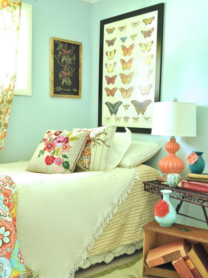 Design Ideas for Dreamy Boho Home Décor - PRETEND Magazine on Room Decor.  id=73817