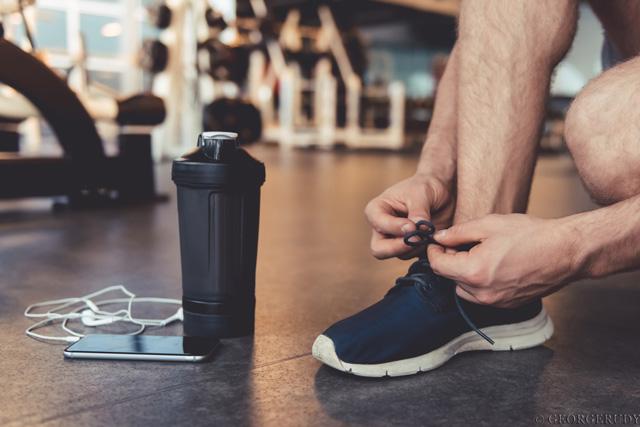 Pre-Workout Booster hole dir den Kick