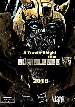 Hasil gambar untuk bumblebee 2018 poster