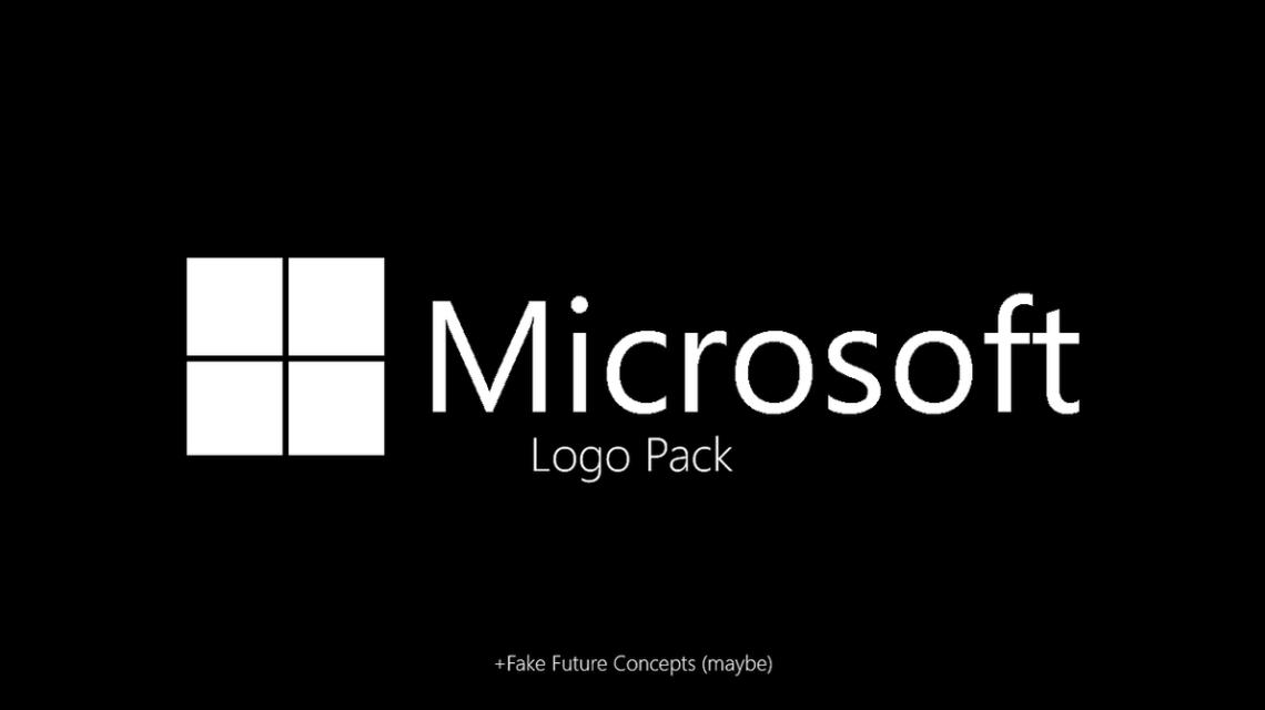 Download Microsoft Logo Pack by MinderiaYoutuber on DeviantArt
