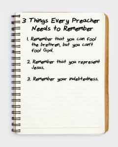 remember preacher