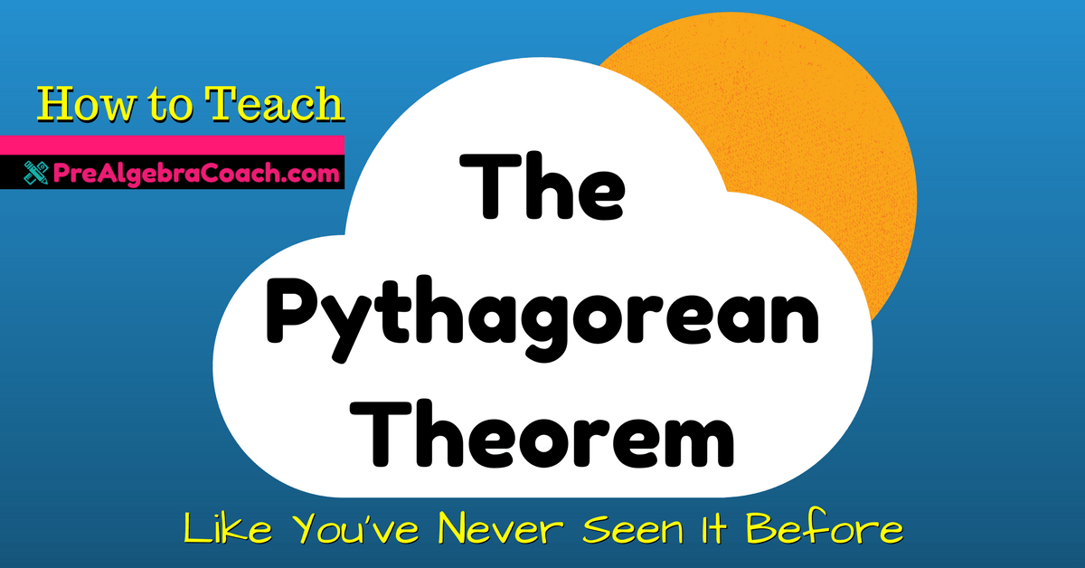 The Pythagorean Theorem – Like You've Never Seen It Before
