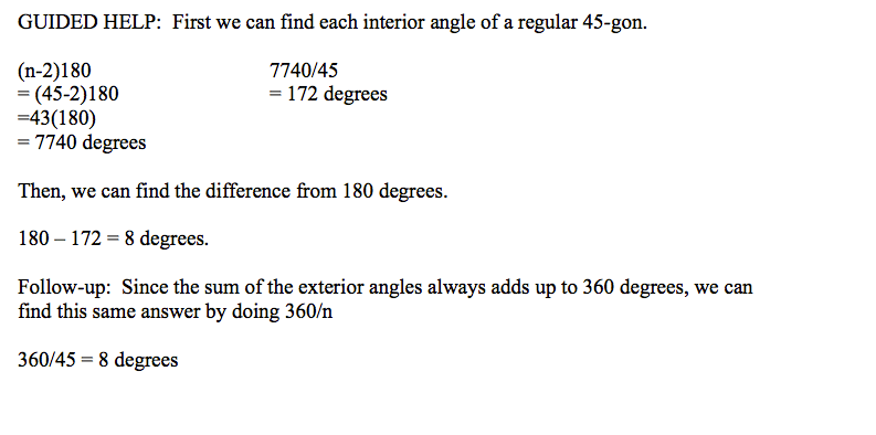 A 5 Patterns In Polygons Pre Algebra