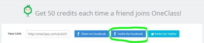 invite-via-facebook-oneclass