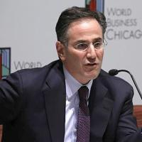 Is Chicago's latest Red Squad headed by Michael Sacks, chairman and CEO of Grosvenor Capital Management?