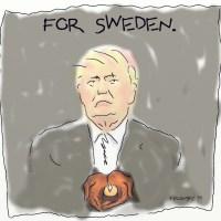 For Sweden.