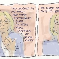 DeVos on choice.